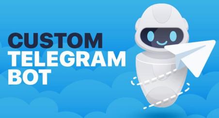 telegram bot programing